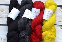 Knit and Crochet Designers We Love / The blogs and websites of knit and crochet designers we love.