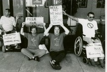 Disability History / We are honored to be part of the work started by those who came before us.