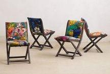 klapstoel / folding chair