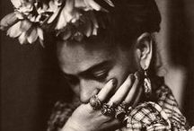 Frida Kalho inspiration