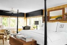 Beautiful bedrooms / by Barbara Emonet