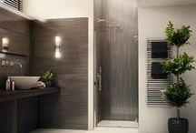 Sensational Showers / Shower Designs and Ideas