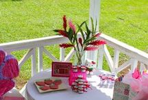 Party Ideas / Throwing a party? Make it a HIT with these ideas from themes and tips and tricks