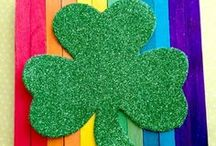 St Patrick's Day / All things St Patricks Day to have a great celebration and make the day special. From recipes to printables with green and rainbows all here