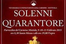 Eventi a Mottola / Eventi in Puglia nella città di Mottola (Ta)