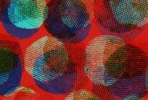 Textile Inspiration / Textile Design