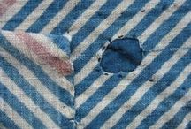 Patch / Japanese Boro and Patched & Mended Textiles