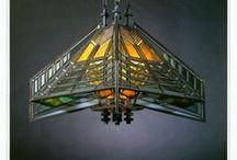 Frank Lloyd Wright Interiors
