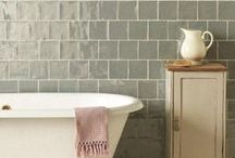 Metropolitan - from the Residence collection / Just one part of the wider Residence Collection, the Metropolitan range of tiles features a unique lustrous finish that looks beautiful on walls all over the home.