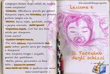 lezioni di disegno gratis / Pillole di arte fai-da-te, perchè TUTTI possono capire come si impara a disegnare in modo naturale e facile!