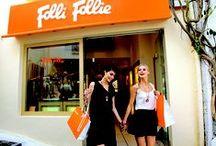 """One Love"" Folli Follie"