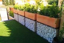 LandsCaping en Santa Pola, Spain. / Proyecto de paisajismo y ejecución de jardín exterior de vivienda unifamiliar.