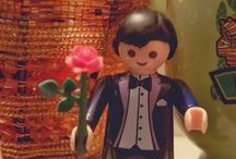 It's a Playmobil world! / Who doesn't love Playmobil?!