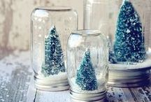 Christmas Inspiration / Ideas we love for the holidays, from decorating, to food and parties!