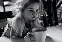 Un thé et un café, s'il vous plaît