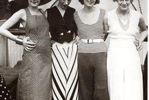 Kleding 1930-1940