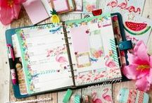 Planners & Stationery / I'm a Filofax/daily planner lover myself and I was so glad when I realized how many others exist in the world!