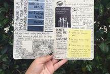 Sketchbook / Journal