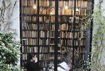 Sanctuary / Books & Libraries