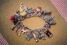 Charm bracelets / #charmbracelet #charms #jewellery #jewelry