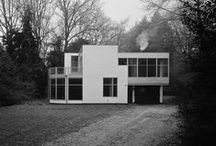 Architecture / Mid-Century and Contemporary Architecture.