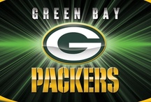 Green Bay all the way! / by Crystal Pittman