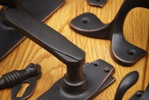 Hardware Finishes / The Many finishes of hardware available at Cheshire Hardware.  Most have variants once in the main page.