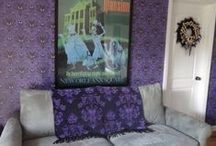 Haunted Mansion Home Decorating / by Andrea Reed