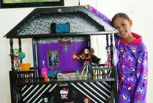 Monster High House / by Andrea Reed