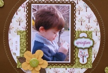 scrapbook ideas / by Crystal Pittman