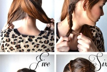 Hair&make-up styles