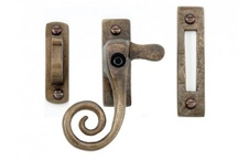 Casement Window Fittings / Some Examples of our enormous range of window fittings for casement windows in a vast array of finishes. lick through to our website to see the options for the item you like.