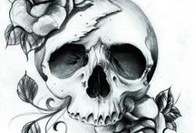 Because I like skulls....