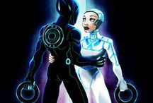 Tron / by Andrea Reed