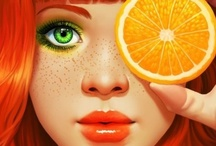 A Patch of Orange