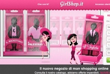 GirlShop.it / Il nuovo negozio di man shopping online