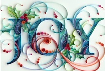 Quilling/Paper twirling