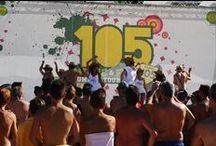 105 Music & Fun - tappa di Gabicce