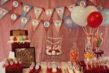 Carnival Party Ideas
