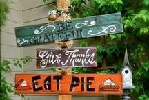 Thanksgiving in Salina / Thanksgiving food, sweet treats, crafts & decor ideas. Along with events happening in Salina around the Thanksgiving holiday.