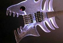Guitars / The instruments of destruction in all their beautiful, if at times kooky, glory