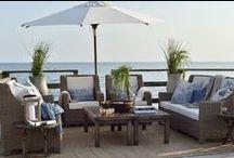 Hagemøbler - Outdoor furniture / Hagemøbler fra Krogh Design.