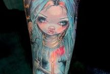 Tattoo / by Andrea Reed