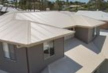 Brisbane Roofing Projects / These are a mix of our brisbane roofing projects completed for both home owners and commercial buildings