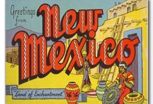 NEW MEXICO. LAND OF ENCHANTMENT / by MARÍA D