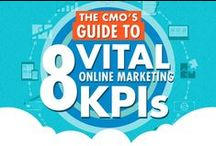 CMO's Guide To Vital Marketing KPIs / The CMO's Guide to 8 Vital Online Marketing KPIs brought to you by The Marketing Zen Group. See the full infographic here: http://marketingzen.com/infographic-cmos-guide-8-vital-online-marketing-kpis/ / by The Marketing Zen Group