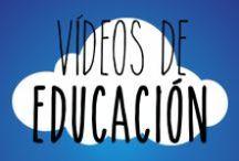 Vídeos de educación / Vídeos que traten temas educativos
