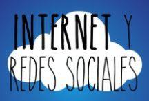 Internet y redes sociales / Seguridad en internet y uso de internet y redes sociales