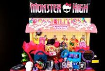 Monster High Stores / by Andrea Reed