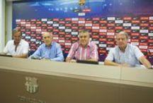 Assemblea general 2015 / Assemblea anual Associacio Veterans Handbol FC.Barcelona 2015
